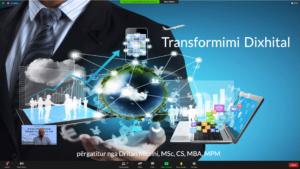 Transformimi Dixhital i NVM-ve - Seminar I